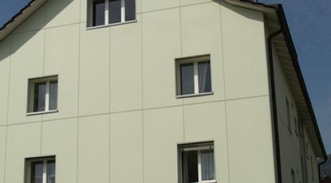 Фасадные плиты ROCKPANEL Ply